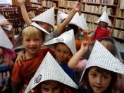 Školní rok 2015-2016- 50 let Večerníčka – v místní knihovně