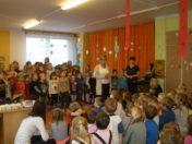 Vánoční koncert žáků ZŠ Vodní a pěveckého souboru Pomněnky
