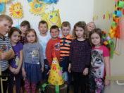 Školní rok 2017- 2018 -třída Sluníček