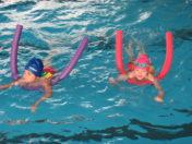 Školní rok 2017 /2018 – na plaveckém výcviku předškoláků
