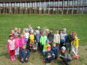 2018 – výlet předškolních tříd  na Sluňákov