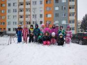 Školní rok 2018 /2019 – třída Rybičky