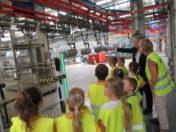Exkurze v Siemensu